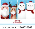 merry christmas and happy new...   Shutterstock .eps vector #1844836249