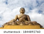 Great Buddha Statue In The...