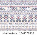 sacral tribal ethnic motifs...   Shutterstock .eps vector #1844963116