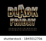 vector stylish promo flyer...   Shutterstock .eps vector #1845012706