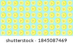 seamless pattern with round...   Shutterstock .eps vector #1845087469