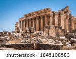 The Ruins Of The Ancient City...