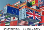 Freight Containers With...