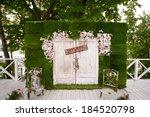 Wedding Photo Booth Decoration