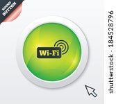 free wifi sign. wifi symbol....