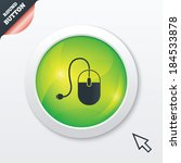 computer mouse sign icon....
