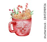 Watercolor Illustrations Of Hot ...