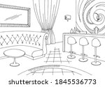 night club cafe bar graphic...   Shutterstock .eps vector #1845536773