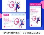 commercial promotion... | Shutterstock .eps vector #1845622159