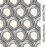 seamless pattern. modern... | Shutterstock .eps vector #184567946
