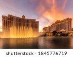 Fountains Of Bellagio Hotel...