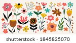 modern abstract elements set ...   Shutterstock .eps vector #1845825070