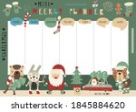 Christmas Weekly Planner For...