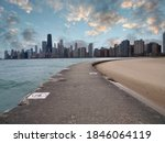 chicago illinois lakefront... | Shutterstock . vector #1846064119