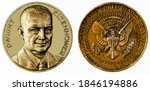 A Coin Commemorating Featuring...