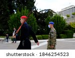 Greek Presidential Guard  At...