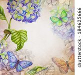 Watercolor Botanic Illustratio...
