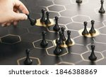 Conceptual Board Game With A...