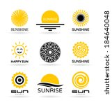 Set Of Sun Icons  4