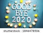 Goodbye 2020 Alphabet Letter...