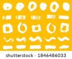 hand drawn collection of...   Shutterstock .eps vector #1846486033