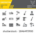disability glyph icon set ...   Shutterstock .eps vector #1846495900