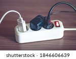 Multi Socket Power Strip With A ...