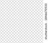 simple cross grid paper. cell... | Shutterstock .eps vector #1846670533