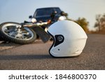 Photo Of Car  Helmet And...