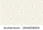 Seamless Pattern In Authentic...