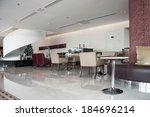 modern   luxury lobby | Shutterstock . vector #184696214