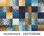 noise texture abstract... | Shutterstock .eps vector #1847028286