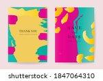 online wedding invitations... | Shutterstock .eps vector #1847064310