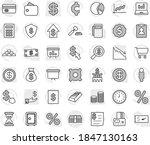 editable thin line isolated... | Shutterstock .eps vector #1847130163