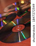 Compact Disk Rainbow Light...