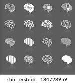 brain | Shutterstock .eps vector #184728959