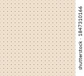 seamless geometric and polkadot ... | Shutterstock .eps vector #1847310166