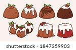 Christmas Pudding Cake...