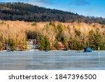 Hinesburg  Vermont  Usa....