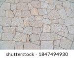 Decorative Limestone On Facade...