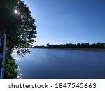 beautiful ottoman river near... | Shutterstock . vector #1847545663