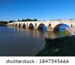 beautiful ottoman river near... | Shutterstock . vector #1847545666