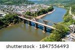 Mu Um Bridge   Trigo Railway....