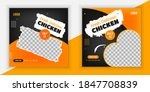 fresh and spicy delicious... | Shutterstock .eps vector #1847708839