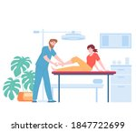 surgeon  trauma doctor ...   Shutterstock .eps vector #1847722699
