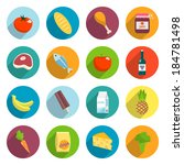alcohol,choice,collection,customer,dairy,flat,fresh,icecream,icons,isolated,layout,meat,screen,seafood,search