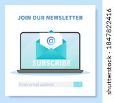 Subscribe To Our Newsletter Web ...