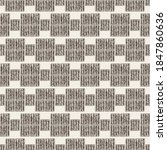 vector seamless pattern of... | Shutterstock .eps vector #1847860636