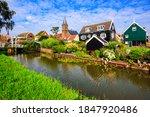 Marken  Historical Village On...