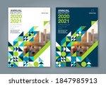 abstract minimal geometric...   Shutterstock .eps vector #1847985913